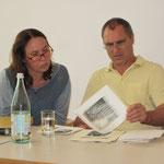 Karin und Bruno Lamprecht