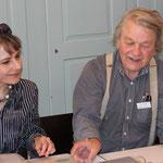 Joanna Stäger und Thomas Wüthrich