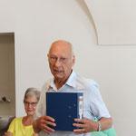 Hermann Anliker versteigert eine Exlibris-Sammlung