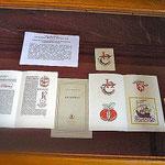 Ausstellung in der Kantonsbibliothek Vadiana, St. Gallen