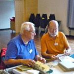 Manfred Neureiter und Heinrich Scheffer