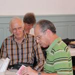 Hans Rudolf Christen, Anna Stiefel und Wolfgang Mayer