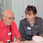 Werner Amrein und Joanna Stäger