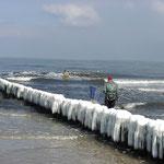 winterlicher Meerforellenfang