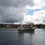 Fischkutter -Sonderburg