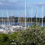 Segelboote in Arnis
