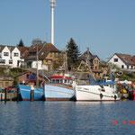 Fischereihafen Kappeln
