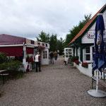 "Restaurant ""Strandhalle"" - Arnis"