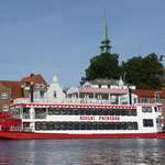 "Raddampfer ""Schlei Princess"""