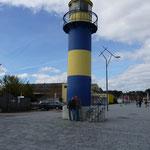 Alter Leuchtturm in Eckernförde