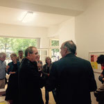 Galerienrundgang, 21.6.2015; Kunstraum 21