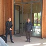 Atelierbesuch Thomas Ruff 10.04.2016