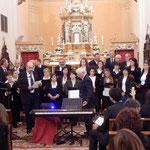 Corale polifonica bagnolese diretta Mà Francesco Benedini