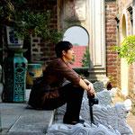 2013 -  Caroline, die Chefin vom Viethouse Hanoi
