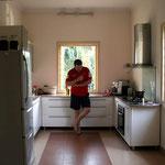 2007 – Einbauküchen waren damals exotisch, es dauerte Monate und zig Meetings