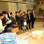 2008 - Delegationsreise nach Deutschland – Modell der deutschen Berufsausbildung in Vietnam einsetzen – Ausbildung zum Dachdecker