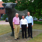 2008 - Unternehmerreise Deutschland – Rinderzucht – Besuch Masterrind GmbH