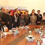 2008 - Delegationsreise nach Deutschland - Schwerpunkt Berufsausbildung – Besuch Handwerkskammer Frankfurt-Rhein-Main