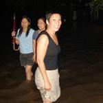 2008 – Hochwasser in Hanoi – kurze Hose – gute Idee
