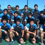 2015年 関東理工科大学硬式庭球連盟リーグ 5部昇格