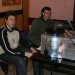 Grzegorz SQ9NOS oraz Janusz SP9UOP.