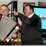 Jerzy SP9FUC akordeon , Józef SP9JQ  śpiew -:)
