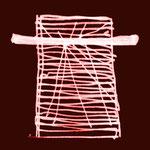 Gitter-04  6x6,5cm