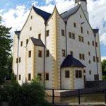 Wasserschloss in Klaffenbach