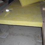 床の断熱工事1