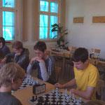 Philipp Thon, Martin Koch, --- , Andy Otte