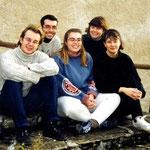 1999 Création de PentaGônes : Ghyslain Regard, Renaud Charles, Hélène Pronier, Sophie Dufeutrelle, Delphine Marcorelles