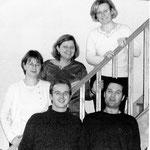 2003 - Delphine Marcorelles, Sophie Dufeutrelle, Pascale Schelcher, Ghyslain Regard, Gionata Sgambaro