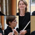 Quand PentaGônes était réellement un quintette ! /When PentaGônes was really a quintet! Ghyslain Regard, Valérie Lewandowski, Christophe Neel,  Sophie Dufeutrelle, Aurélia Beziau, Delphine Marcorelles