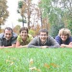 2008 - Paris - Concert Prodromidès - Christophe Neel, Corinne Sagnol, Martin Bosse-Platière, Sophie Dufeutrelle
