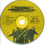 """2001 - CD """"La Volière"""""""