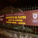 Crest - France 2014