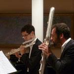 2008 - Paris - Concert Prodromidès - Martin Bosse-Platière, Christophe Neel.