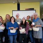 Wellnessartikel aus der Blindenwerkstatt erhielt das IFI-Kinderheim in Leer