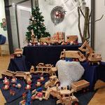Fagus-Holzspielzeug erhielt das Caritas Kinder- und Jugendheim in Rheine