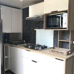 espace cuisine cottage spa