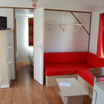 séjour mobilhome 6 pers/3 chambres