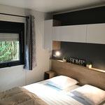 chambre double cottage spa