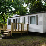 mobilhome 4 pers/ 2 chambres
