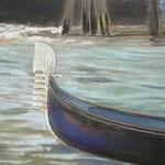 Venedig, Kanal,  2013, 25cm x 32cm