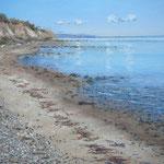 Strand an der Ostsee. 2012, 25cm x 32cm