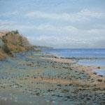 Ostseeküste, 2012, 25cm x 32cm