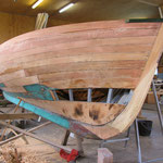 Restauration d'un Mayu Sport | Chantier naval Philippe Kolly Tannay