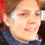 Face painting von den facepainters für die Fresena Apothke in Hinte