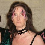 Karnevalsschminken von den Facepainters