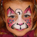 Face painting von den Facepainters